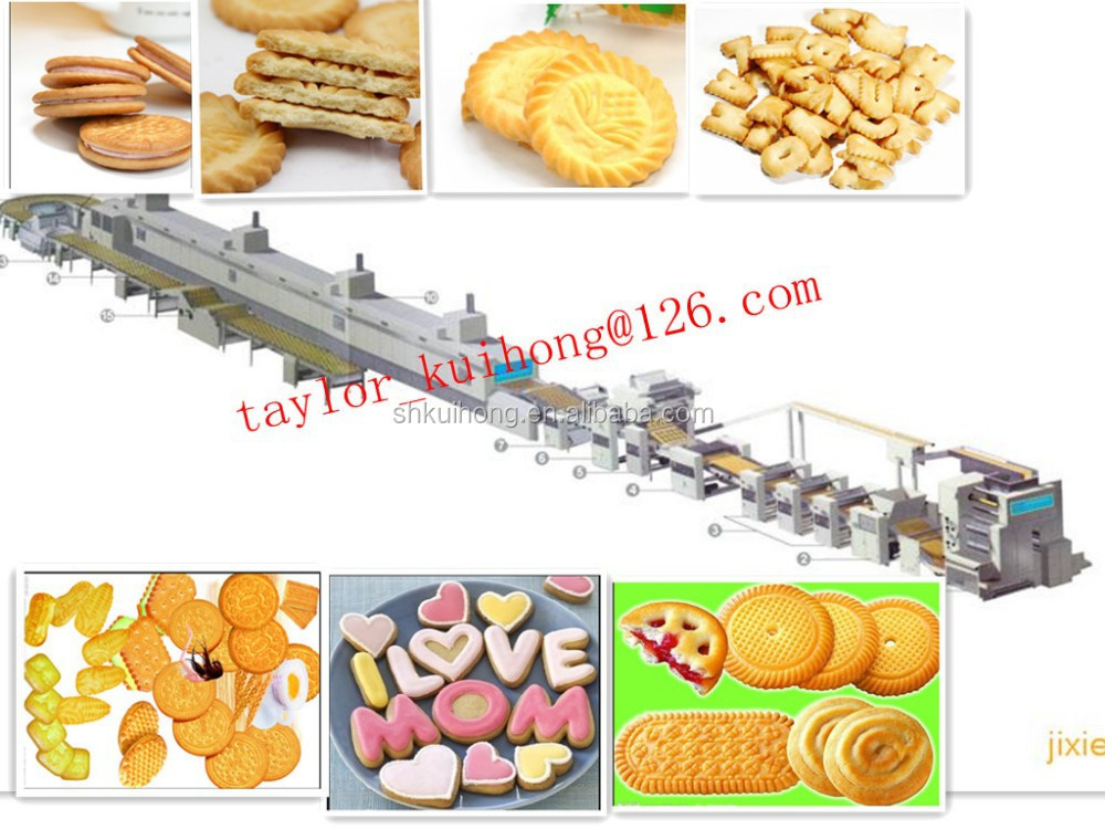 KH-BGX-600 small biscuit making machine price/Food machine