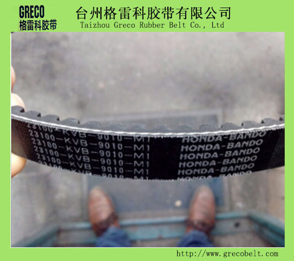 Motorcycle belt/parts