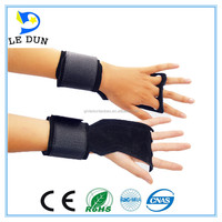 Factory wholesale Leather gymnastics palm grips