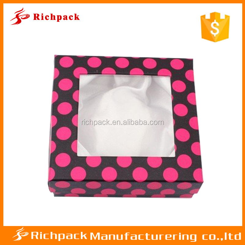 Wholesale Jewelry Bangle Box,Small Cosmetic Cardboard Boxes