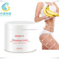 Private Label Herbal Body Slimming Cream