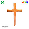 good quality solid wood lord prayer cross