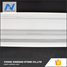 High quality natural stone Marmara white marble tile
