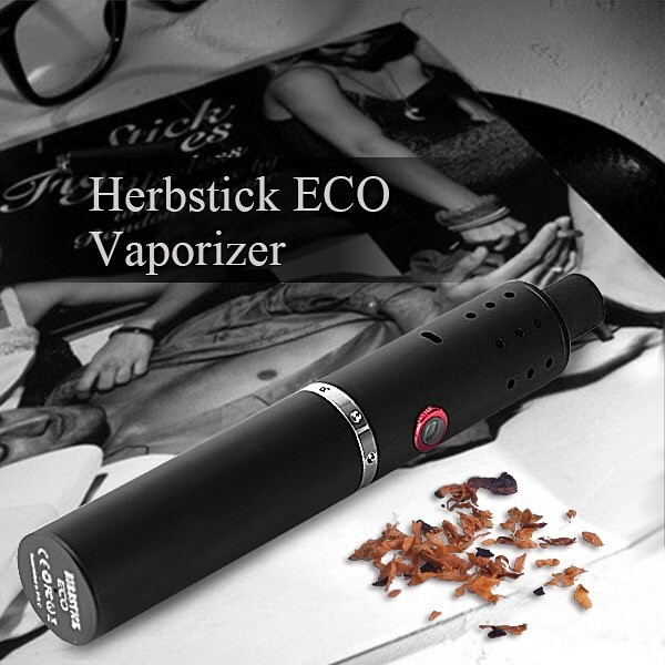 marketable products electronics cigarette starter kit with refills dry bake herb 18650 vaporizer kit / Herbstick ECO vaporizer