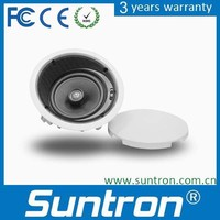 SUNTRON Professional Hanging Ceiling Amplifier Speakers 100w Amplifier Speakers