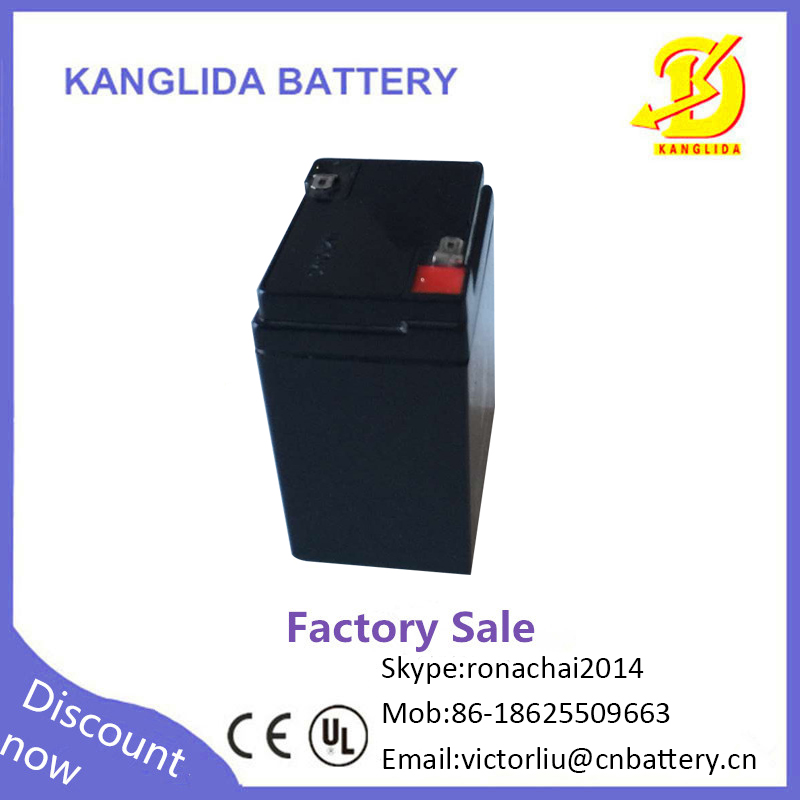 Kanglida 6v4ah maintenance free dry battery for ups price in Pakistan