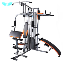Home Use Multi Station Dumbbell Bench Gym Fitness Equipment