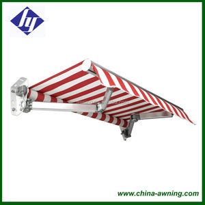 China supplier Window Awing Sunshade Balcony Retractable Awnings