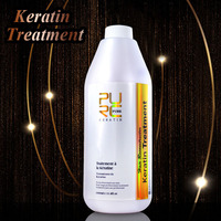 Healthy keratin hair treatment repair the damaged and coarse hair