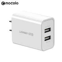 Quick Charging Dual Usb Charger Travel
