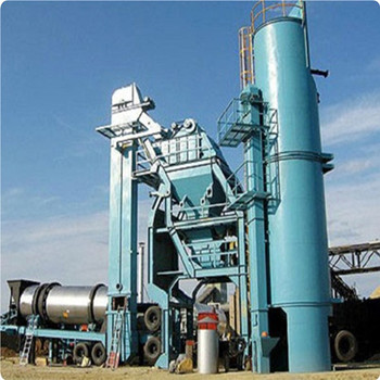Professional manufacturer 64t/h mobile batch mix asphalt plant price for sale