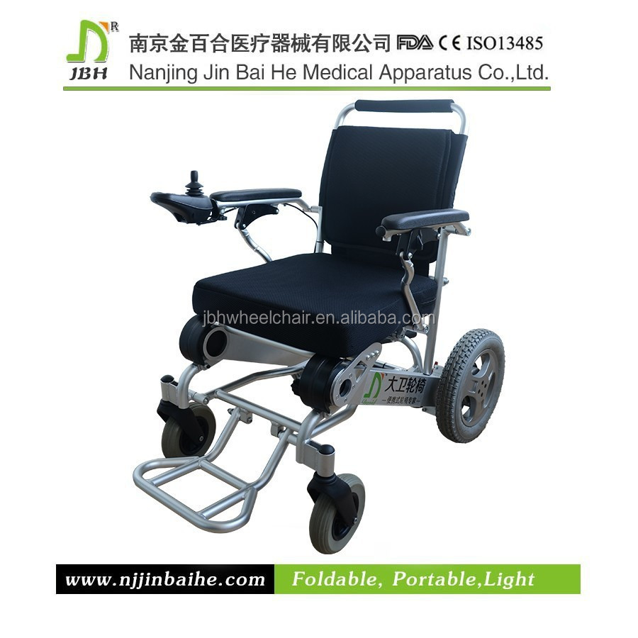 Power gearbox motor for electric wheelchair parts