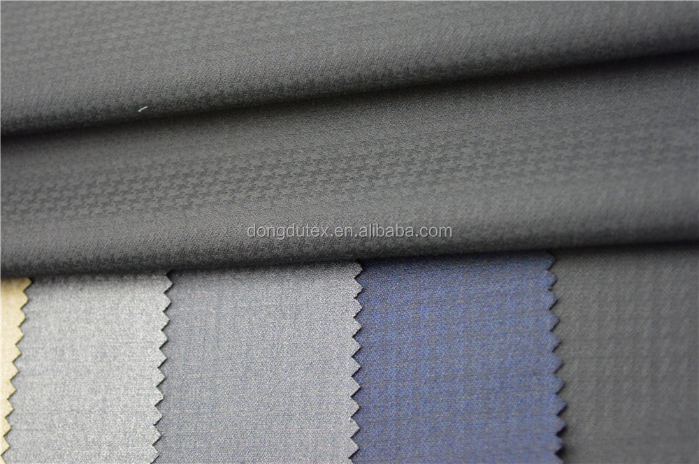 70%T/30%R T/R suiting fabric with factory price in shaoxing