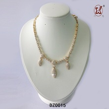 2014 fashion necklace gold china jewelry wholesale