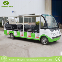 2017 new design four wheel electric freight car