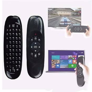 C120 air mouse remote control for samsung smart tv