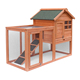 Outdoor Large Rabbit Hutch Wooden Bunny Cage