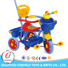 2016 China wholesale new model kids plastic ride on car tricycle baby