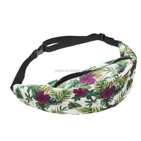 high quality digital fullprint waist bag wholesale custom kids fanny pack