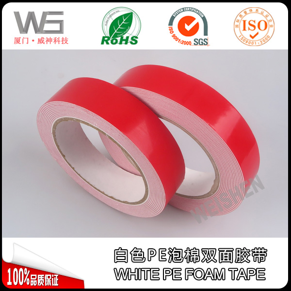 High Quality Double Coated Pe Foam Tape for Automobile Industry
