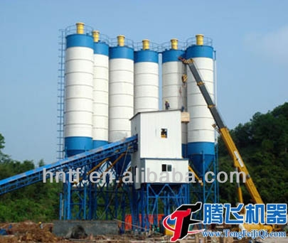 HZS240 concrete mixing plant for sale--annual best-selling