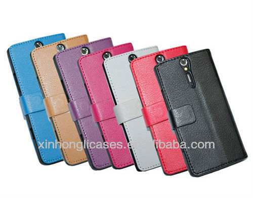 case for sony LT26i for s6 mobile phone accessory