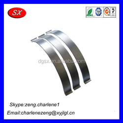 Stainless steel Sheet formed spring,sheet metal stamped component spring from Dongguan hardware manufacturer