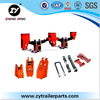 Agricultural machine tractor truck trailer suspension spare parts for truck and trailers