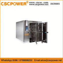 Shrimp Fish Air Chiller spiral blast freezer for sea food CSCPOWER