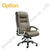 Practical modern cowhide air conditioned office chair