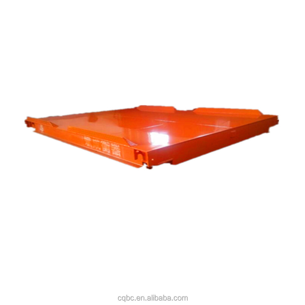 100 Ton heavy duty Weighing Truck Scale with durable life