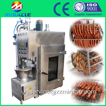 304 stainless steel meat smoking machine/bacon smoke oven/chicken smoker