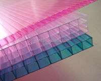 PC sun sheet/roofing sheet for sunhouse and greenhouse