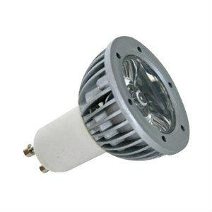 Omicron 3w GU10 LED bulbs