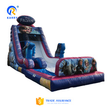 Lively inflatable snow slide, giant inflatable super slide for kids and adult,for Christmas promotion