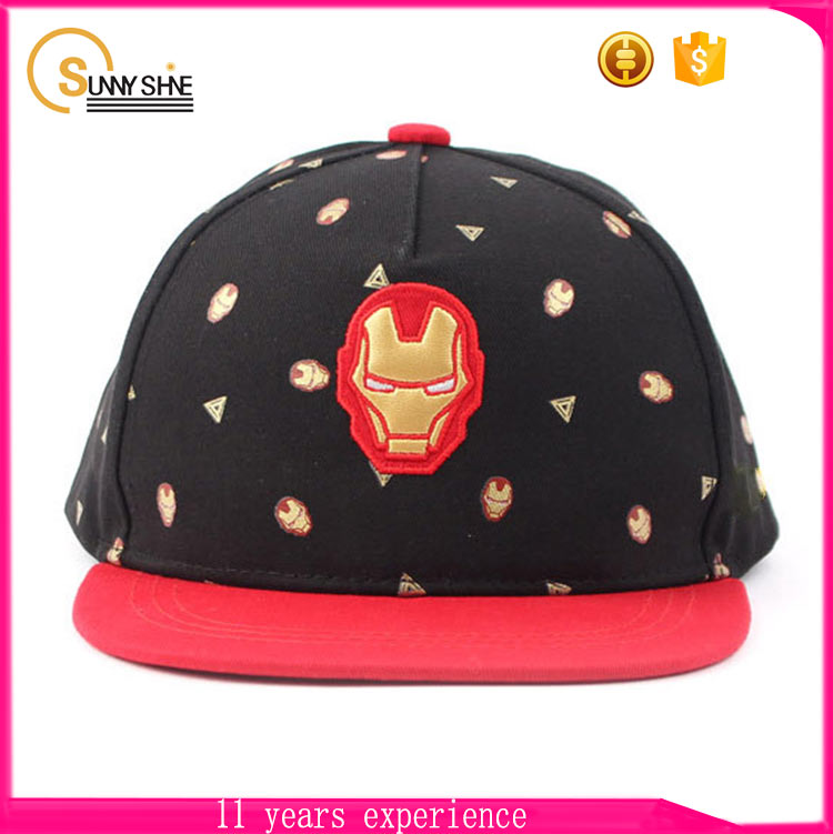 Young fashion great-hearted caps hats men snapback cap
