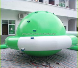 Hot Sale Guangzhou Inflatable Saturn Water Toy,Water Saturn Games