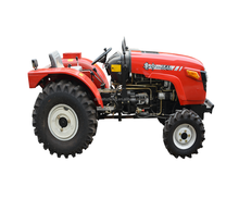 high quality 4x4 electric 4 wheel drive garden tractor for sale