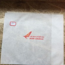 disposable qualified nonwoven airplane headrest cover
