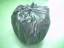 eco-friendly recyclable pp woven garbage brown plastic bags