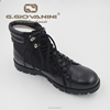 Military high - end genuine leather men's ankle boot shoes