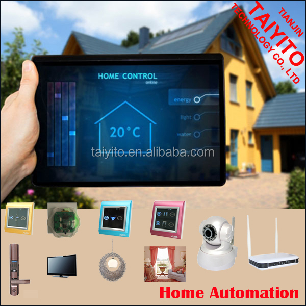 ce approved taiyito smart home devices wifi smart home system smart home product knx buy smart. Black Bedroom Furniture Sets. Home Design Ideas