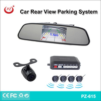 factory 4.3 inch mirror rear sight parking assist system