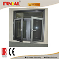 High quality standard Customised Aluminum casement window manufacturing from China