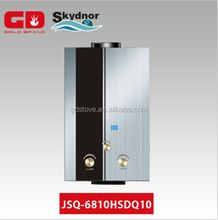 Stainless Steel Safety Device Gas Water Heater