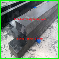 custom polyethylene plastic UHMW/HDPE cushion block/clamp/ring/parts