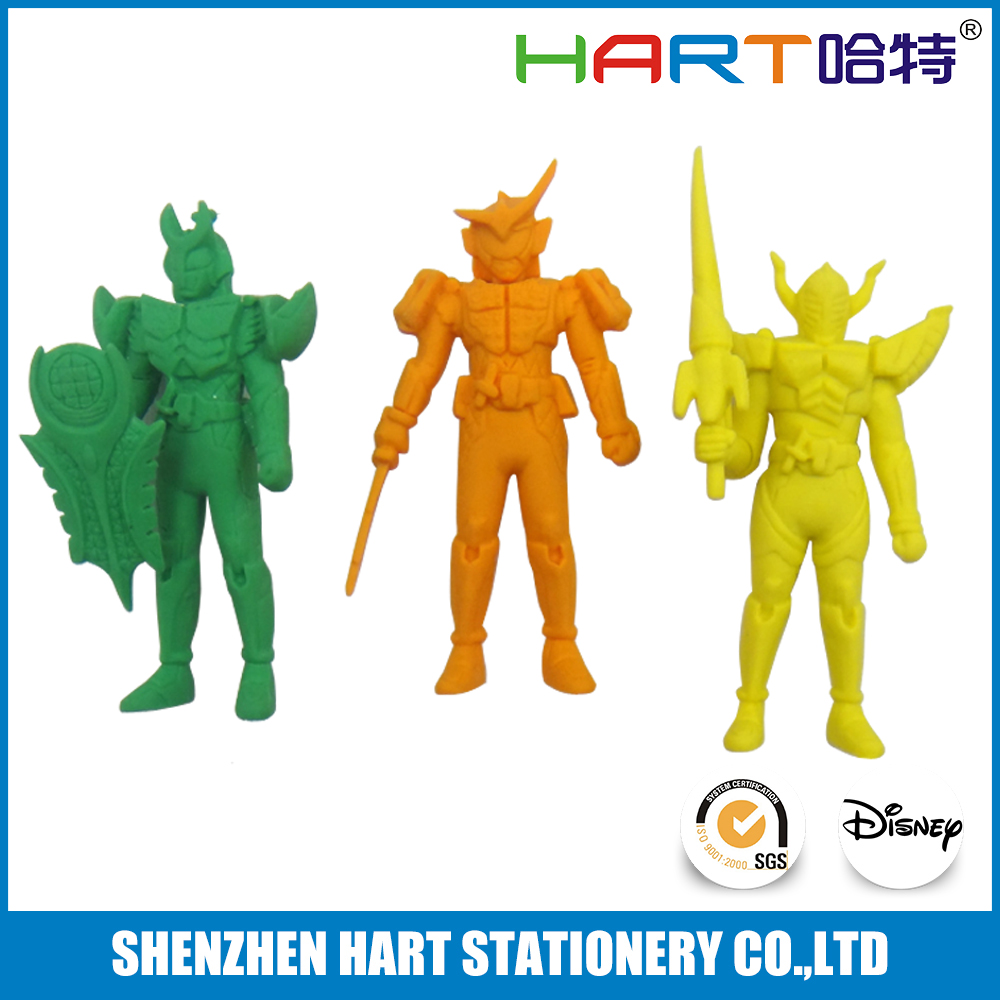 Hart Charms Flat Cartoon Eraser Office Machine Shenzhen