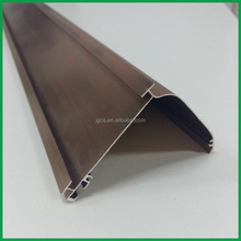shades components aluminium alloy track accessories as zebra blinds cover and curtain rail track