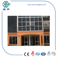 5mm+12A+5mm Tempered Hollow Glass for Doors and Windows