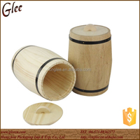 Wood Water Container or Box for Candy or Storage Jar for Sale
